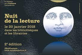 2 Nuit de la Lecture