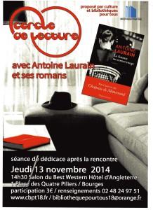Affiche Antoine LAURAIN843