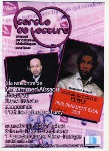 Affiche BL de Mohammed Aïssaoui 018