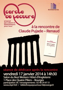 Claude Pujade Renaud affiche
