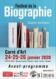 Festival de la Biographie 2020