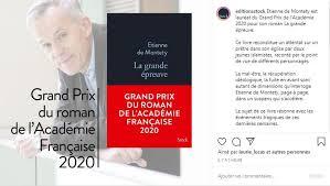 Gd Prix Académie française