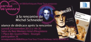 Plaquette Invitation Schneider170