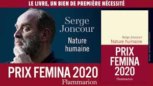 Prix Femina 2020