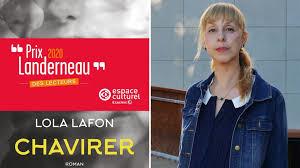 Prix Landerneau Lola Lafon