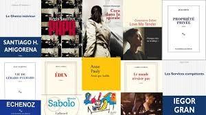 Sélection Prix Livre Inter 2020