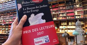 decoin Prix des Lecteurs Express